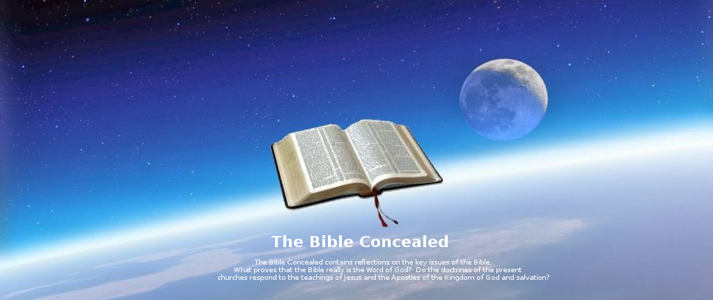 The Bible Concealed